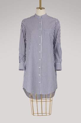 Officine Generale Margot cotton shirt