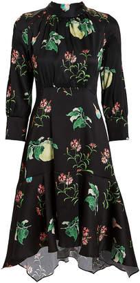 Peter Pilotto Dark Floral Dress