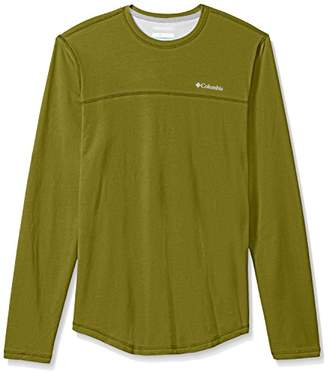 Columbia Men's Rugged Ridge Long Sleeve Crew Shirt