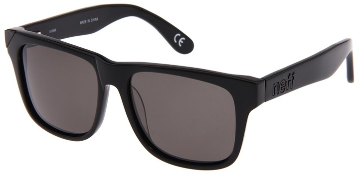 Neff - Thunder Sunglasses (Black) - Eyewear