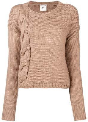 Semi-Couture Semicouture knitted jumper