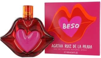 Agatha Ruiz De La Prada Beso Women's EDT Eau De Toilette Spray - P65026122