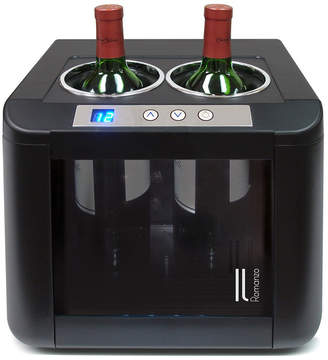Vinotemp 2-Bottle Thermoelectric Open Wine Cooler