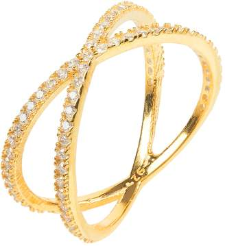 Latelita London - Sparkling Cosmos Ring Gold