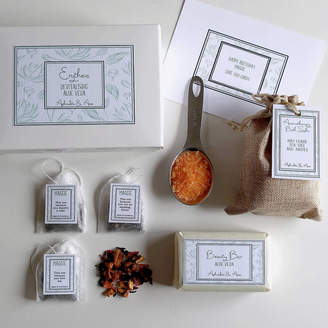 Aphrodite & Ares 'Erytheia' Spa And Tea Personalised Gift