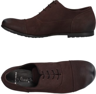 Halmanera for RICCARDO CARTILLONE Lace-up shoes