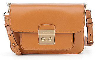 MICHAEL Michael Kors Sloan Cross-Body Bag $298 thestylecure.com