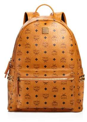 MCM Stark Side Stud Backpack