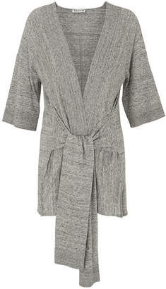Whistles Wrap Yoga Cardigan