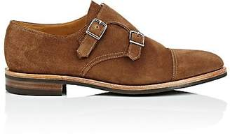 f065b54e8d6 John Lobb Men s William II Double-Monk-Strap Shoes - Med. brown