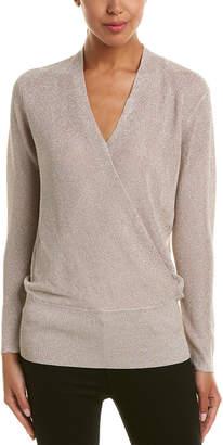Reiss Lee Metallic Sweater