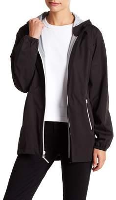 Cole Haan Water Resistant Packable Woven Jacket