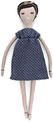 Dumyé Peanut Toy Doll - Indigo - DUMYE