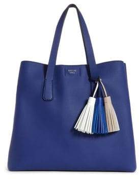 GUESS Trudy Tassel Pebbled Tote