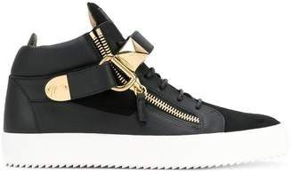 Giuseppe Zanotti Design Coby hi-top sneakers