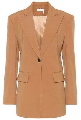 Chloé Wool-blend blazer