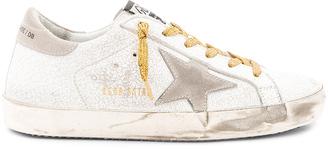 Golden Goose Superstar Sneaker $480 thestylecure.com
