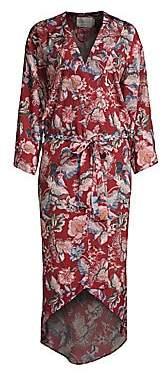 Isabella Collection MAISON DU SOIR Women's Floral Robe