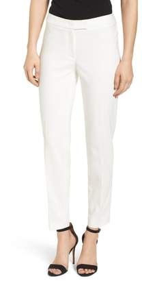 Anne Klein Bowie Cotton Blend Suit Pants