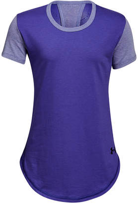 Under Armour Charged Cotton Finale T-Shirt, Big Girls