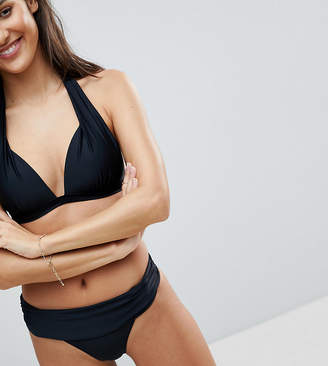South Beach Mix And Match Fold Waist Bikini Bottom