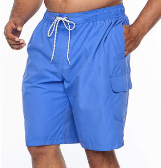 Co THE FOUNDRY SUPPLY The Foundry Big & Tall Supply Swim Shorts Big and Tall