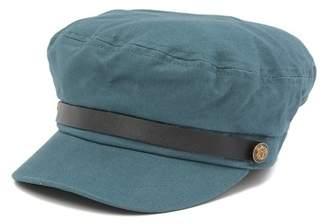 David & Young Contrast Trim Lieutenant Hat