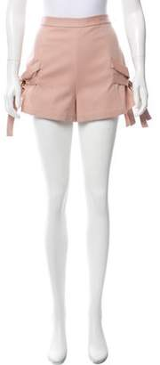 Alexis High-Rise Mini Shorts