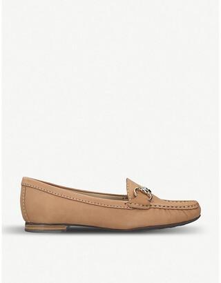 Carvela Comfort Cindy suede loafers