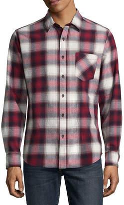 Arizona Long Sleeve Plaid Flannel Shirt