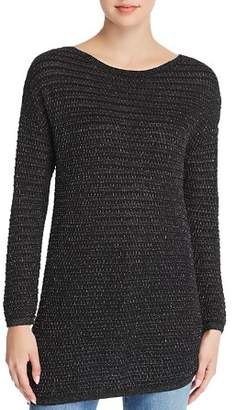 Nic+Zoe Shimmer Textured Tunic