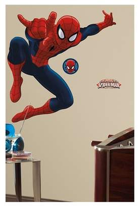 Spiderman RoomMates Ultimate Peel & Stick Giant Wall Decal