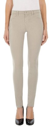 Women's J Brand High Rise Ankle Super Skinny Jeans $188 thestylecure.com