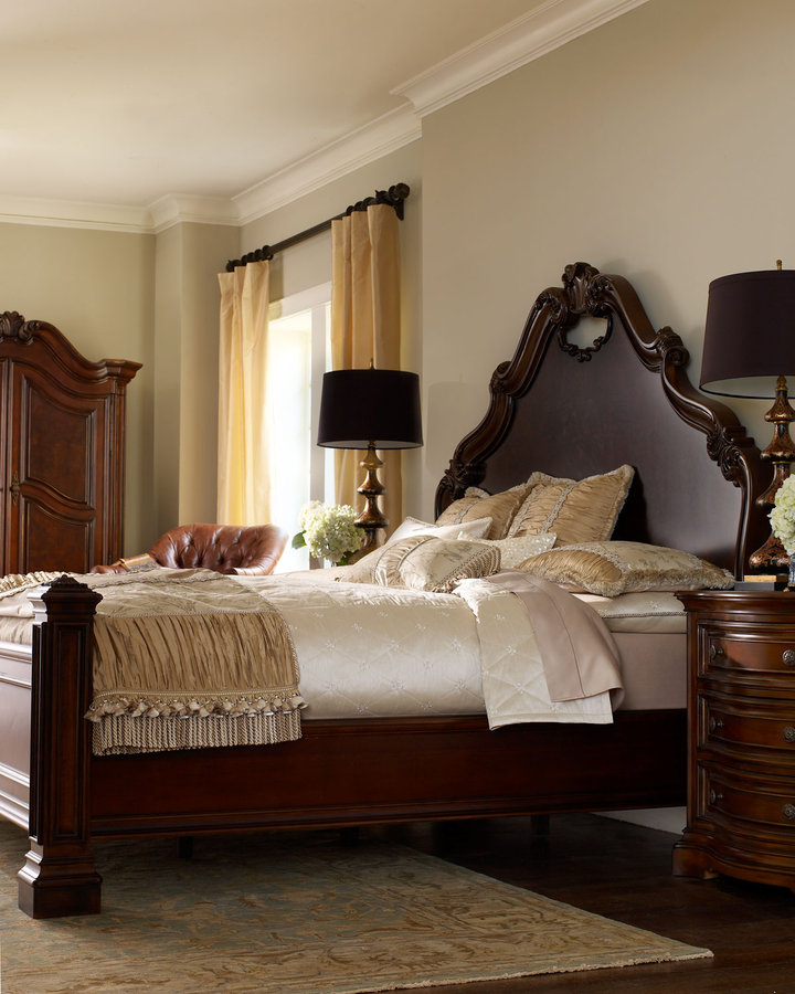 Horchow Majestic King Bed
