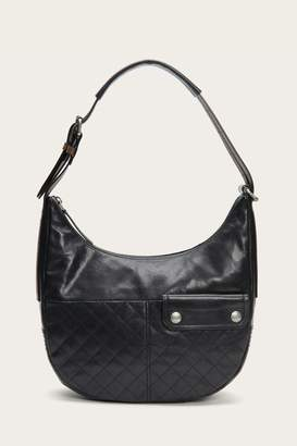 Frye Samantha Quilted Hobo
