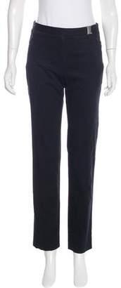 Maison Margiela Mid-Rise Skinny Pants