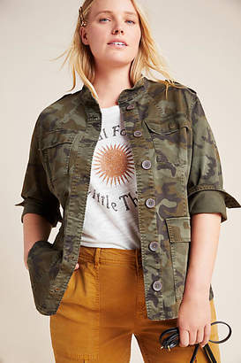 Sanctuary Lena Camo Utility Jacket