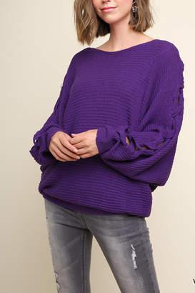 Umgee USA Everyday Fave sweater