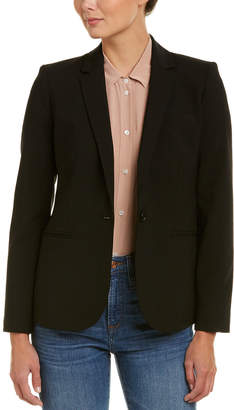 J.Crew J. Crew Wool-Blend Suit Jacket