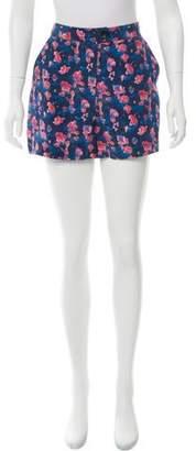 Tanya Taylor Sasha High-Rise Shorts