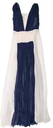 By Malene Birger Silk Maxi Dress w/ Tags