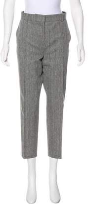 Raey Mid-Rise Straight-Leg Pants