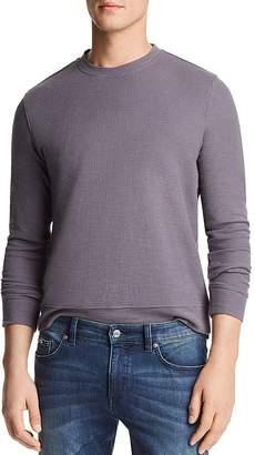 Bloomingdale's The Men's Store at Bloomingdales Jacquard Crewneck Sweatshirt - 100% Exclusive