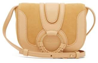 See by Chloe Hana Mini Leather Cross Body Bag - Womens - Light Yellow