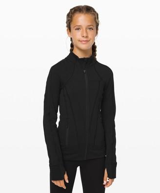 Lululemon Perfect Your Practice Jacket Brushed - Girls
