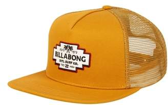 Billabong Flatwall Trucker Cap