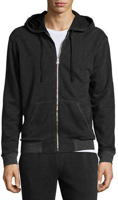ATM Anthony Thomas Melillo French Terry Zip-Up Hoodie