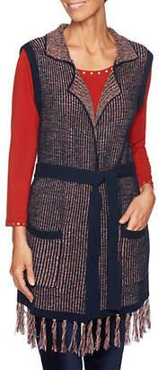 RUBY RD Spice Market Sweater Vest
