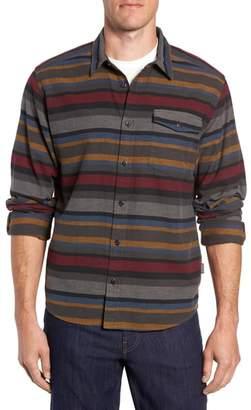 Patagonia Regular Fit Organic Cotton Flannel Shirt