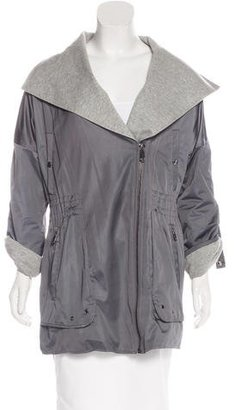 Andrew Marc Fitted Parka Jacket $195 thestylecure.com